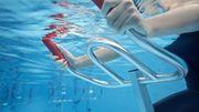 Faire du vélo en piscine, c'est possible !