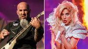 Anthrax, backing band de Lady Gaga?