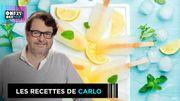 Se rafraichir avec le mojito glacé de Carlo de Pascale