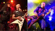 Slayer, Anthrax et Death Angel réunis