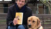 """Dans la foulée du """"Retour de Jules"""" Didier Van Cauwelaert crée une école pour chiens détecteurs d'épilepsie"""