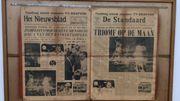 Le Tour de France d'Eddy Merckx, vu par Jef Geys