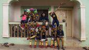 """Les """"Dream Catchers"""", des bidonvilles de Lagos à Naomi Campbell"""