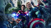 """Six superhéros s'unissent pour sauver le monde dans """"Avengers: l'ère d'Ultron"""""""