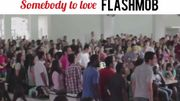"[Zapping 21] Un Flash mob impressionnant sur ""Somebody to love"" de Queen"
