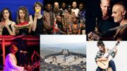 En compagnie de nos artistes belges de souche et de cœur