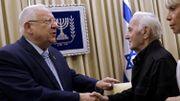 Aznavour honoré en Israël pour l'aide apportée par sa famille à des Juifs