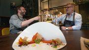 Recette de la tomate crevettes revisitée de Jean-Philippe Watteyne