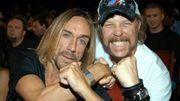 Metallica et Iggy Pop à Mexico