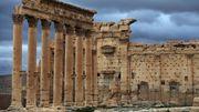 Des trésors archéologiques détruits en Irak et Syrie exposés au Colisée