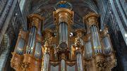 Vidéo: Les grandes orgues de Sainte-Waudru résonnent lors de deux concerts des Collégiades
