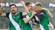 Le Cercle brise le rêve du Beerschot-Wilrijk et retrouve la Pro League