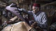 "Maroc: Abdelkader Ouazzani, le dernier des ""maîtres"" du brocart"