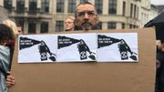 Bruxelles: entre 200 et 250 manifestants contre les violences policières