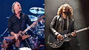 Metallica rend hommage à Chris Cornell avec un vinyle