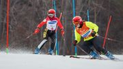 Les soeurs Sana terminent leurs Jeux par une huitième place en slalom