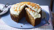Recette de Candice : Cake aux carottes de famille