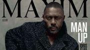 Idris Elba fait la une de Maxim