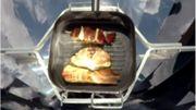 Cuire sa viande au soleil, c'est possible et c'est bon, pour l'environnement aussi
