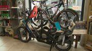Vélo à assistance électrique à 3 sièges