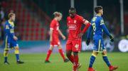 """Le Standard, rejoint en fin de match, perd 2 points face au """"mur trudonnaire"""""""