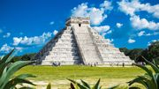 Pyramide maya de Chichen Itza