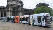 Où se trouve précisément votre tram, consultable sur un site.
