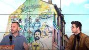 Street-art Bruxelles