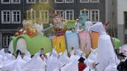 La balade de Carine: Blancs Moussis et compagnie de Stavelot