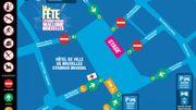 Infos pratiques pour la Carte blanche à Angèle le 27 septembre sur la Grand-Place et sur La Une