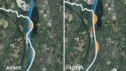La Belgique cède quelques hectares de son territoire aux Pays-Bas