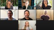 Des stars des X-Men dans une rencontre Zoom express hilarante