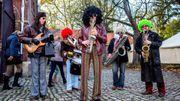 35ème Fêtes de la musique en province de Liege du jeudi 21 juin au dimanche 24 juin