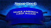 """Make America Crip Again"": Snoop Dogg répond à Trump, version gangster"