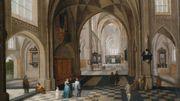 Sacrée architecture, une exposition étonnante s'intéressant à la représentation en peinture des édifices sacrés