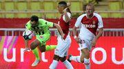 Monaco, battu par Angers, s'enlise, Tielemans et Chadli titulaires et remplacés