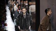 Mode à Paris: le chic décadent anglais de l'homme Dior