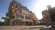 Triplex rénové avec plein d'astuces à Bruxelles