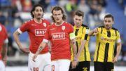 Le Standard s'incline contre Dortmund, Bruges gagne contre Fribourg, Eupen contre Shanghai