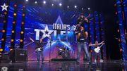 AC/DC : ce groupe de reprises féminin bluffe le jury d'une célèbre émission en Italie