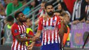 L'infatigable Diego Costa a un pied dans les quatre buts des siens