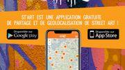 Une application pour recenser les œuvres de street art de votre ville