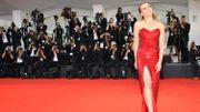 """Mostra Jour 2 Scarlett Johansson et Brad Pitt, si vulnérables dans """"Marriage Story"""" et """"Ad Astra"""""""