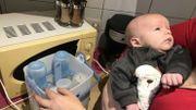 Stériliser le biberon de bébé ? Aucun intérêt !