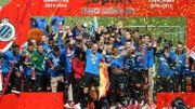 Bruges s'offre un triomphe face à Anderlecht et décroche son 14ème titre