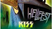 Kiss en tête d'affiche du Hellfest 2013