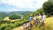 Voyager à vélo en Wallonie, c'est inspirant et à la portée de tous