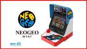 La Neo Geo Mini sera disponible à partir du 10 octobre