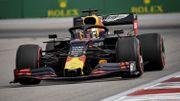 Verstappen meilleur chrono de la deuxième séance libre à Sotchi