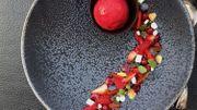 Fruits rouges et chocolat